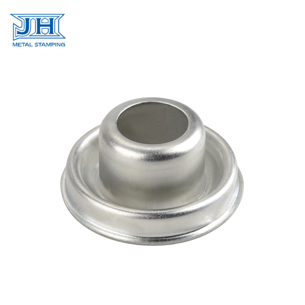 OEM Q235 Metal Steel Stamping Part Zinc Plating Finish CE Certification